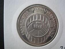 Bund,BRD 5 DM  1973 G - Frankfurter Nationalversammlung 1848- Silber-(432)