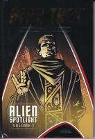 Star Trek Hardcover Graphic Novel Collection: Alien Spotlight Vol 1 2017