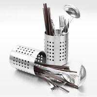 New Cutlery Holder Drainer Storage Utensil Chopsticks Organizer Rack 7 Types