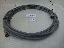 Lapp Kabel Ölflex Classic 115 CY 7x1,5 ROHS mit Stecker, Länge ca. 9m