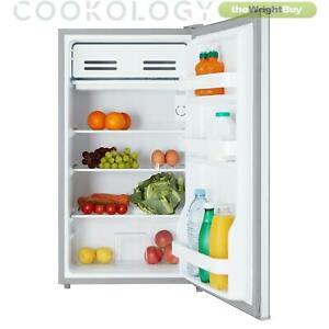 Cookology UCIF93SL Under Counter Freestanding Fridge 47cm wide with chiller box