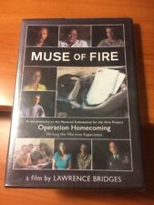 Muse of Fire (DVD) Operation Homecoming, Lawrence Bridges...188