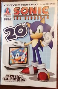 Sonic the Hedgehog 226 Convention Variant NM New in Bag! Never Read!