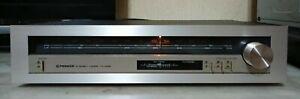 PIONEER TX-40BL SINTONIZZATORE AM/FM VINTAGE ANNI 80