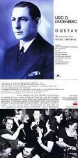 """UDO LINDENBERG: Gustav avec """"CLUB DES MILLIONNAIRES"""" +"""" LOLITA""""! 1991! nouveau CD! 1709"""