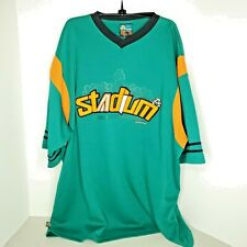 World Cricket Commision Jersey sz Xxxl Green and gold