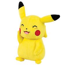 TOMY T19389 Pokémon Pikachu lachend 20 cm Plüsch, Kuscheltier, Plush Pokemon