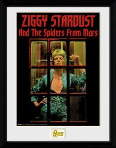 David Bowie Ziggy Stardust Collector Print 30x40cm   12x16