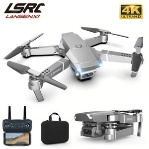 Drone Wide Angle 4K 1080P WiFi FPV Camera Drones Height Holding Mode RC Foldable