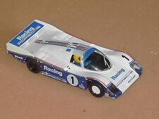 Porsche 956 Rothmans Scalextric Exin SRS gestellt 7010