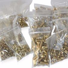 FJ40 Custom JIS Hex Bolt & Hardware Kit 1000 Pc Gold Cadmium Plated Land Cruiser