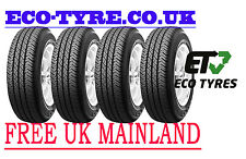 4x Tyres 185 75 R16C 104/102T 8PR Roadstone CP321 Van C C 72dB (Deal of 4 Tyres)