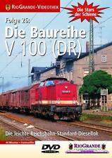 DVD Stars der Schiene 26 - Die Baureihe V 100 (DR)