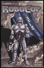 Robocop Killing Machine 1 One-Shot Comic Anderson Ricardo Jacen Burrows cvr art