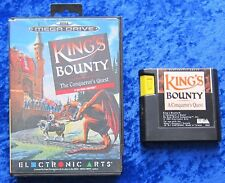King´s Bounty The Conqueror´s Quest, OVP, SEGA Mega Drive Spiel