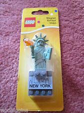 Lego estatua de la libertad imán de Nueva York 853600-Nuevo/Sellado