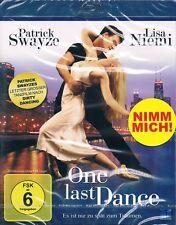 Blu-Ray ONE LAST DANCE Patrick Swayze Lisa Niemi Ballet Dancing Region B/2 NEW