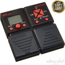 NEW ZOOM base multi effector effect 100 kinds B1on Black genuine from JAPAN