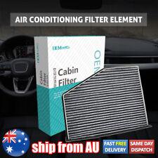 Cabin Air Filter 1K0819644B 1K1819653A For VW Golf Jetta Caddy Skoda Superb Yeti