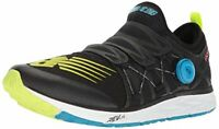 New Balance Men's 1500 V4 Boa Running Shoe, Black/Yellow, Size 14.0 g2o7