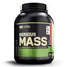 Optimum Nutrition Serious Mass 2727 G Chocolate Weight Gain Powder Chocolate