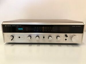 Kenwood Trio KR-2200 Stereo Amplifier and AM FM Receiver Hifi Vintage Retro 70's