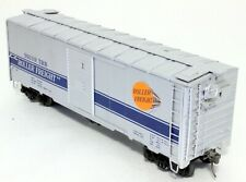 """Kit Built 40 Ft Boxcar - """"Roller Freight""""  - O Scale, 2-Rail"""