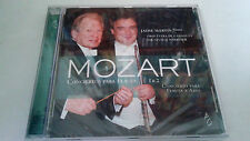 "JAIME MARTIN ORQUESTRA CADAQUES MARRINER ""MOZART 3 CONCIERTOS"" CD 9 TRACKS"