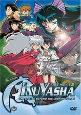 Inu Yasha: Movie 2 - Castle Beyond Looking Glass [New DVD] Subtitled
