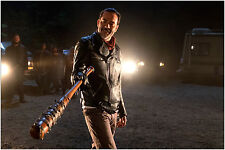 The Walking Dead negan Lucille Large Maxi Poster Art Print 91x61 cm
