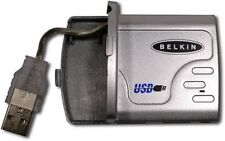 Belkin de 4 Puertos Usb Hub de viaje compacto para Windows PC Computadora Laptop Mac Macbook