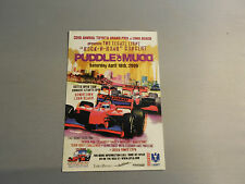 Puddle Of Mudd Handbill 2009 Long Beach Grand Prix Tecate Light Rock N Roar !