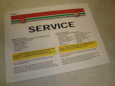 Lgb 20670-1 Track Cleaning Diesel Loco 5 Page Service Parts Diagram Manual!