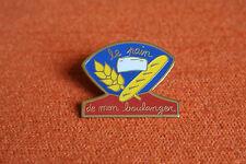 08797 PIN'S PINS LE PAIN DE MON BOULANGER BOULANGERIE