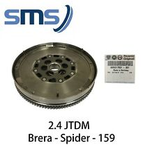 GENUINE Alfa Romeo Brera Spider 159 2.4JTDM Dual Mass Flywheel 55217581 NEW