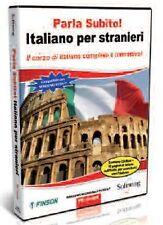 PARLA SUBITO! ITALIANO PER STRANIERI nuovo.