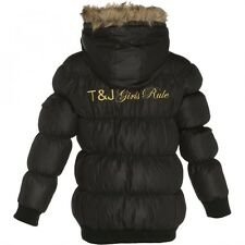 Doudoune neuve fille manteau chaud enfant 6 à 14 ans blouson veste parka,PROMO