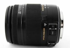 Sigma Standard Lens 18-250mm F3.5-6.3 DC MACRO OS HSM for Nikon Camera Japan New