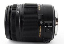 Sigma Standard Lens 18-250mm F3.5-6.3 DC MACRO OS HSM for Nikon Camera Japan New