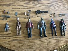 Marvel Legends Guardians Of The Galaxy Lot (Six Loose Figures)