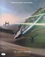 J.J. ABRAMS Signed 11x14 Photo STAR WARS Force Awakens Autograph JSA COA Cert