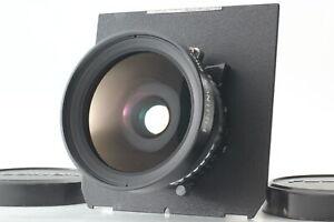 【Opt. MINT】 Fuji Fujinon SWD 75mm f5.6 Large Format Lens COPAL Shutter Japan 661