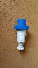 16 amp Plug 240v blue