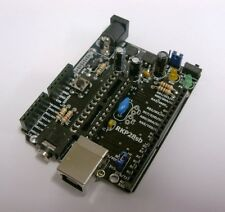 RKP28sb Shield Base PCB for 28 pin PIC, Genie and PICAXE Self Build Kit