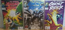 The Original Ghost Rider #5 #12 #13 Marvel 1992/93 Comic Book Lot