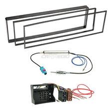 Citroen Berlingo 03-08 1-DIN Radio Set Adapter Cable Radio Faceplate