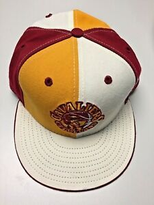 Cleveland Cavaliers 7 Hardwoods Classic Hat EUC