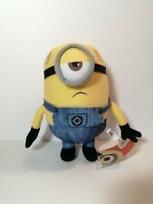 New Despicable Me LANCE Minion One Eye Licensed Plush Stuffed Toy