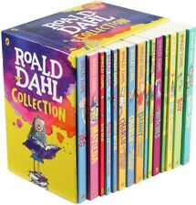 Roald Dahl Collection 15 Book Box Set Paperback Childrens Stories NEW