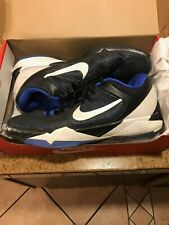 Nike Zoom Kobe 7 VII Royal Blue Silver Black Duke Treasure Rare Lakers NBA